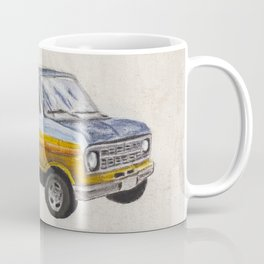 70s Van Coffee Mug