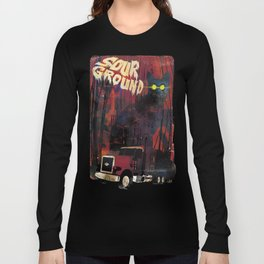Sour Ground - Pet Sematary Tribute Long Sleeve T-shirt