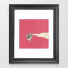 Top Secret (spray) Framed Art Print