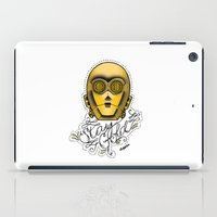 stay gold iPad Cases featuring Stay Gold by Amanda Marie Bell