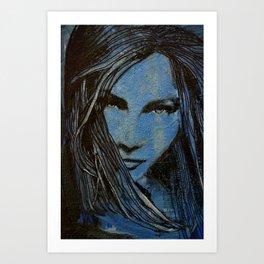 GYNE Art Print