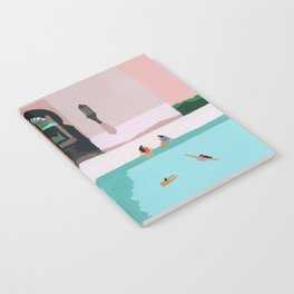 Middle Eastern Swims Notebook