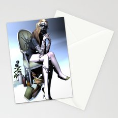 Horror Story Stationery Cards