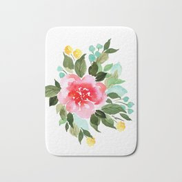 Blushing Bride Bath Mat
