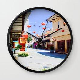 Chinatown. Wall Clock