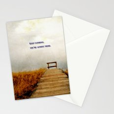 Keep Climbing Stationery Cards