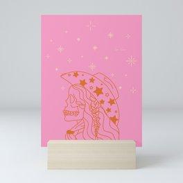Love or Die Tryin' - Rhinestone Cowgirl Mini Art Print