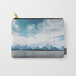 Dreaming of Mountains and Sky Carry-All Pouch