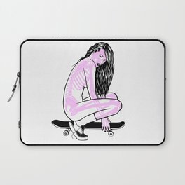 skate and die Laptop Sleeve