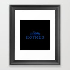 Hotmes Framed Art Print