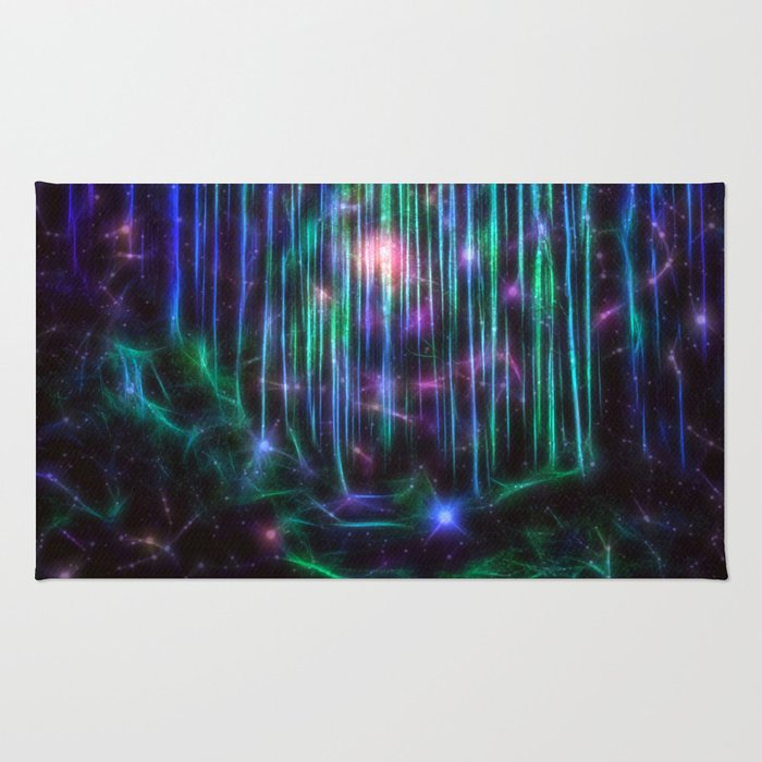 Magical Path ii Rug