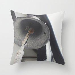 Bell Throw Pillow