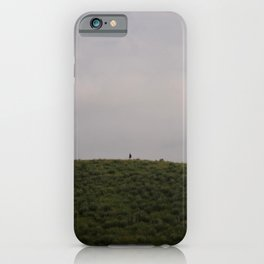 nature moutain in JEJU_by 502 iPhone Case