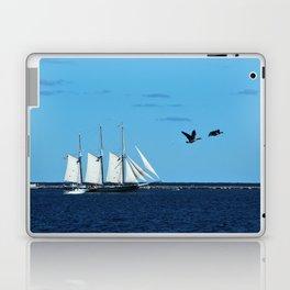 Sails & Geese Laptop & iPad Skin