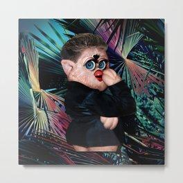 Furby Miley - Bangerz Metal Print