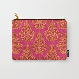 SPIRIT pink satsuma Carry-All Pouch