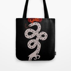 The Puzzling Beast Tote Bag