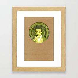 Hammer Horror 2 Framed Art Print