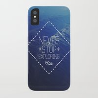 tote bag iPhone & iPod Cases featuring tote by Jamie de Leeuw