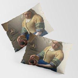 Vermeer - The Milkmaid Pillow Sham