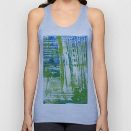 Abstract No. 86 Unisex Tank Top