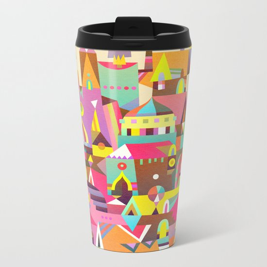 Structura 1 Metal Travel Mug