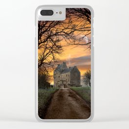 Lallybroch Clear iPhone Case