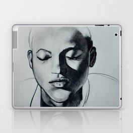 Shadow Girl Laptop & iPad Skin