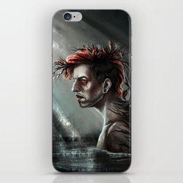 TERRIFIED iPhone Skin