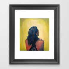 Kidest (disconnection series) Framed Art Print