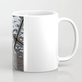 Abstract Glass 1 Coffee Mug