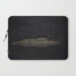 Violet island (Fjord) Laptop Sleeve