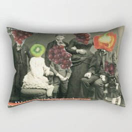 Familienfeier 1 Rectangular Pillow