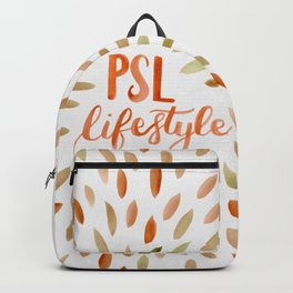 Pumpkin Spice Lifestyle Backpack