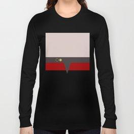 Tom Paris - Minimalist - Star Trek Voyager - Trektangle Trektangles - Delta Quadrant startrek Long Sleeve T-shirt