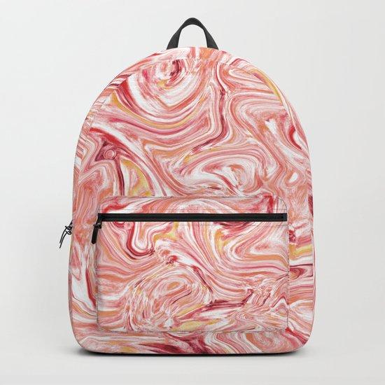 Tangled art Backpack