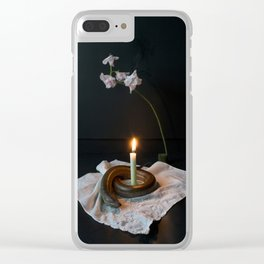 Stalled Clear iPhone Case