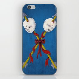 Las Jaras iPhone Skin