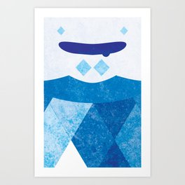 583 Art Print