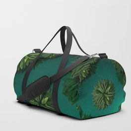"""Caribbean Peppermint"" Duffle Bag"