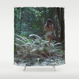 Redefinition Shower Curtain
