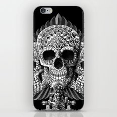 Skull Spade iPhone & iPod Skin