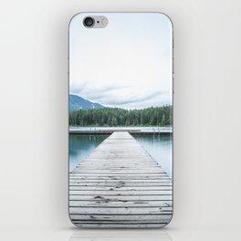 Floating Fun iPhone Skin