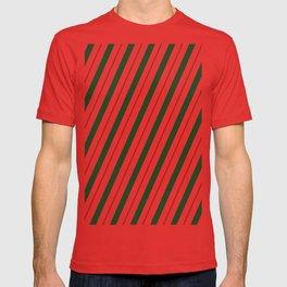 Peppermint Candy Cane T-shirt