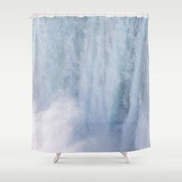 Waterfall Dreams | Landscape Photography | Niagara Falls | Canada | Nature Wild Shower Curtain