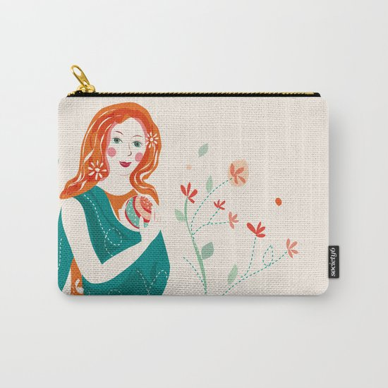 Simple things Carry-All Pouch