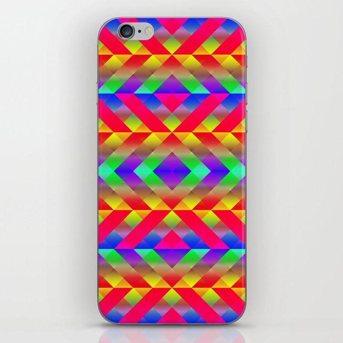 Rainbow iPhone Skin
