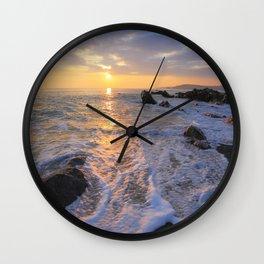 Clonakilty Bay, West Cork, Ireland Wall Clock
