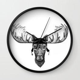Los Speed Rebel Wall Clock