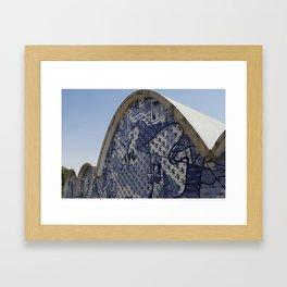 Pampulha Church  Framed Art Print